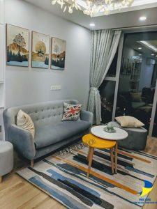 Thảm lót sàn nhà giá rẻ bằng nỉ đẹp