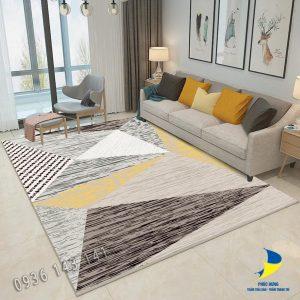 Thảm sofa nỉ lót sàn nhà