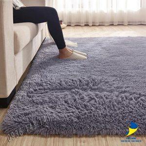 Thảm sofa lông trải sàn
