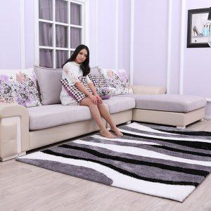 Thảm lót sàn nhà lông ngắn nhập khẩu