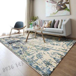 Thảm sofa cao cấp mang lại không gian sang trọng và đầy tinh tế.