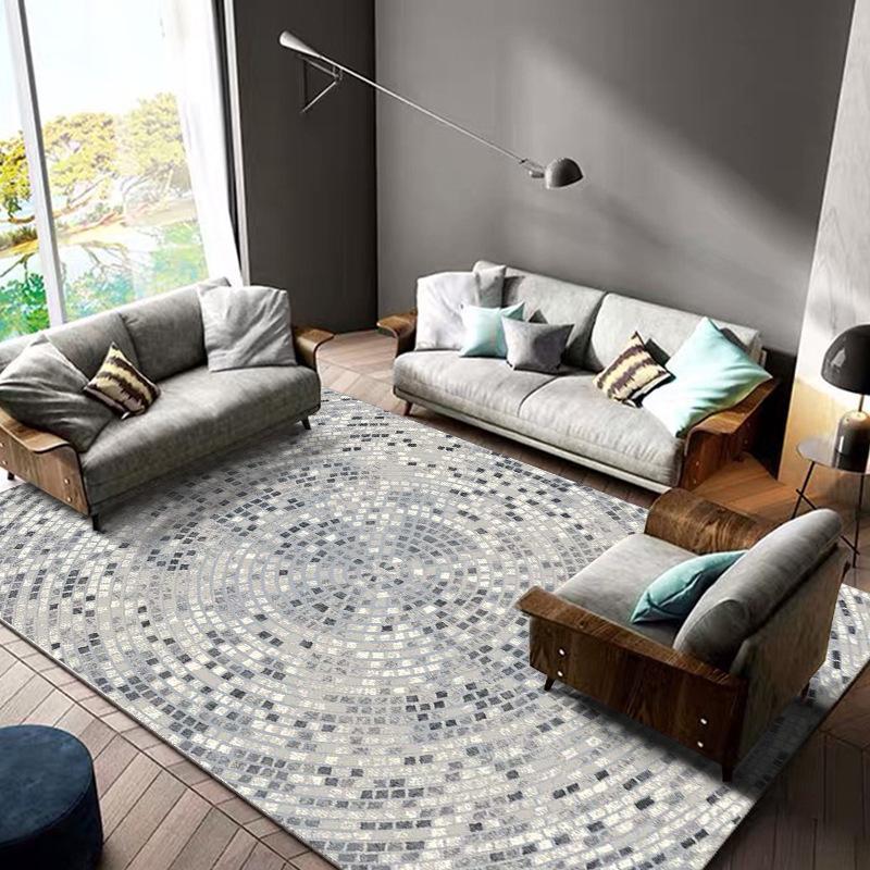 Thảm lót sàn 3D trang trí nhà