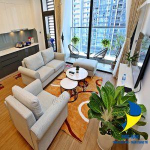 Thảm lót sàn phòng khách đẹp