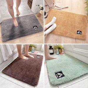 Thảm lót sàn nhà vệ sinh đẹp