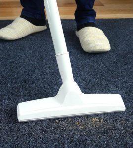 vệ sinh thảm dậm chân cao cấp