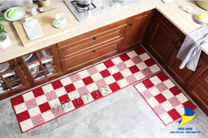 thảm dậm chân nhà bếp