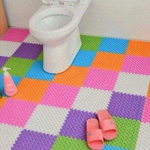 Thảm lót sàn nhà tắm