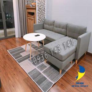 Thảm lót sàn nhà bằng nỉ đẹp