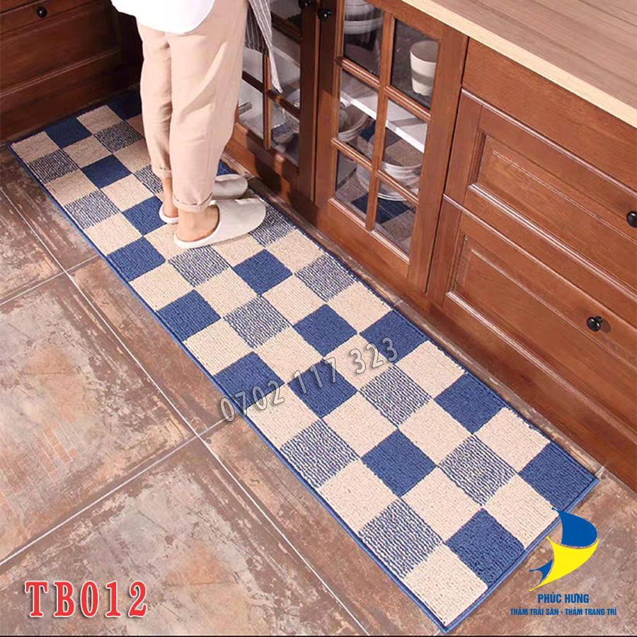 Thảm bếp lót sàn nhà