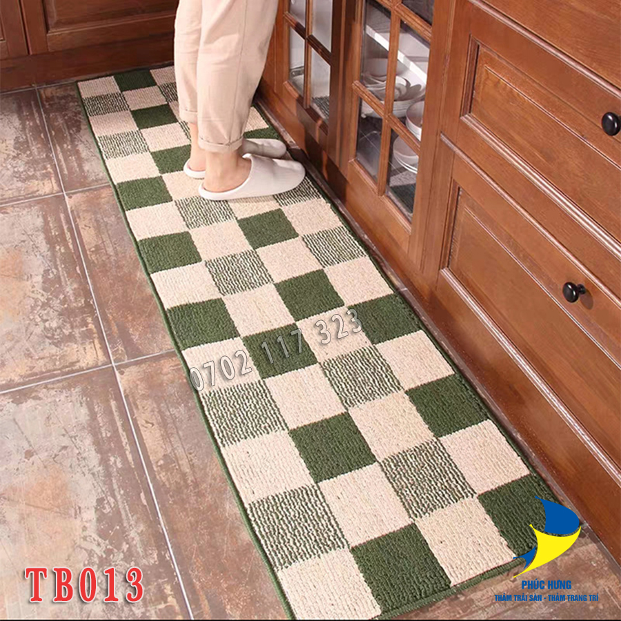 Thảm bếp lót sàn nhà đẹp