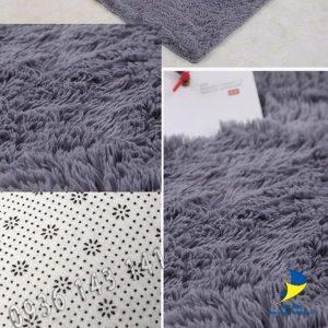 Thảm lót sàn phòng ngủ giá rẻ - thảm lông dài chống trơn tuyệt đối