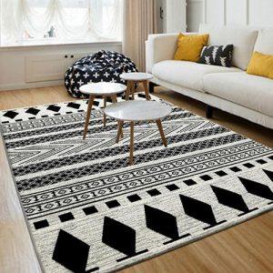 thảm dệt lót sàn nhà cao cấp đẹp