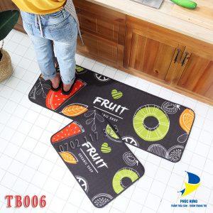thảm bếp 2 miếng