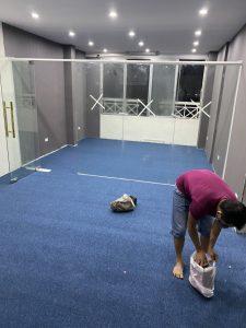 thảm trải sàn dạng cuộn