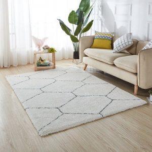 thảm sợi sofa