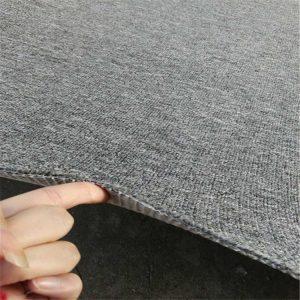 Thảm công trình được thiết kế với độ dày tương đối trung bình 4-5mm