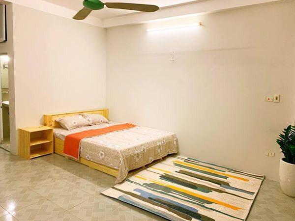 Thảm phòng ngủ khách sạn