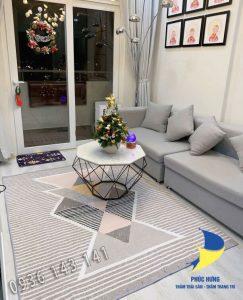 Thảm sofa phòng khách