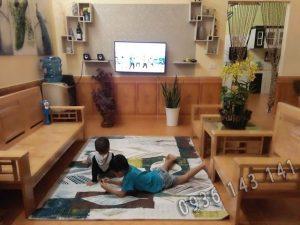 thảm phòng khách hcm