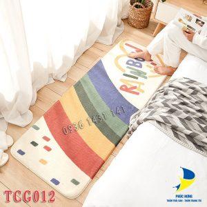 thảm phòng ngủ trải chân giường