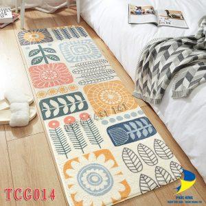 thảm chân giường TCG014