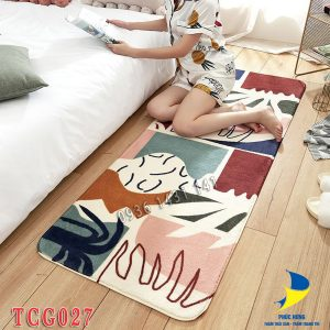 thảm chân giường TCG027