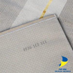 hình ảnh cận chất liệu của thảm dệt lông ngắn